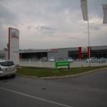 Showroom TOYOTA 3 Prešov